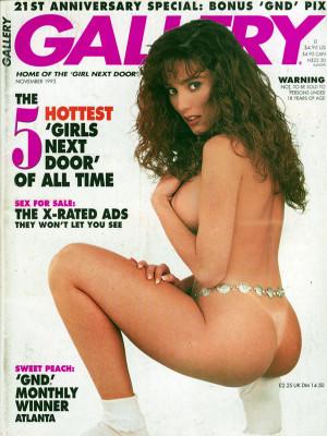 Gallery Magazine - November 1993