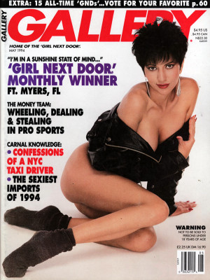 Gallery Magazine - May 1994