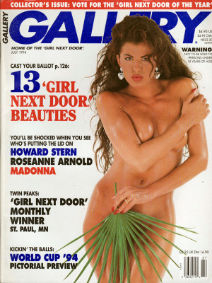 Gallery Magazine - July 1994
