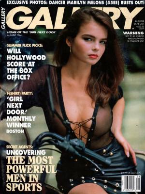 Gallery Magazine - August 1994