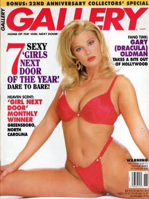 Gallery Magazine - November 1994