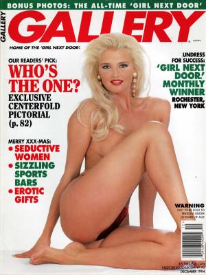 Gallery Magazine - December 1994