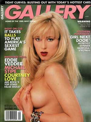 Gallery Magazine - September 1995