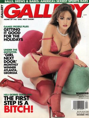 Gallery Magazine - December 1995
