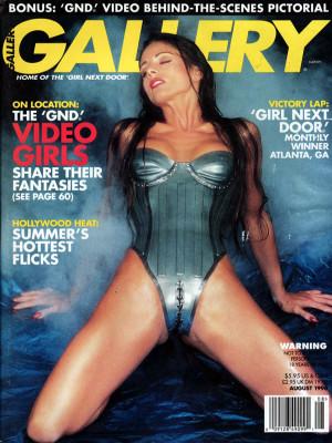 Gallery Magazine - August 1996