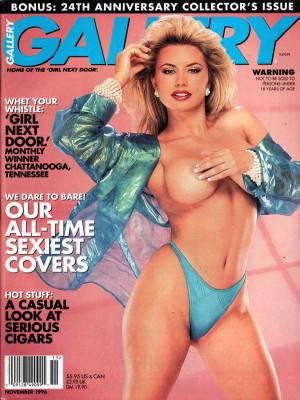 Gallery Magazine - November 1996