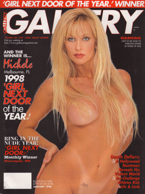 Gallery Magazine - January 1998