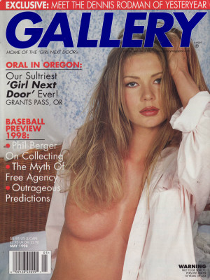 Gallery Magazine - May 1998