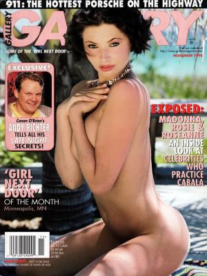 Gallery Magazine - November 1998