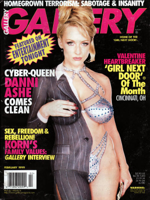 Gallery Magazine - February 1999