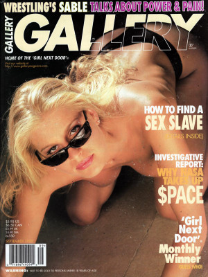 Gallery Magazine - September 1999