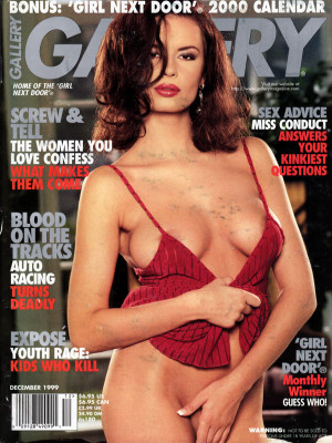 Gallery Magazine - December 1999