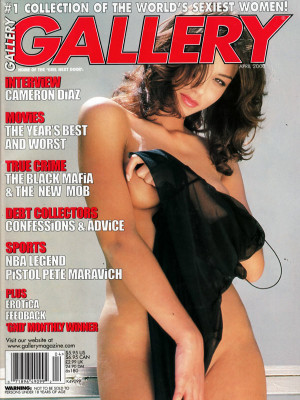 Gallery Magazine - April 2000
