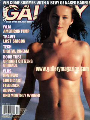 Gallery Magazine - July 2000