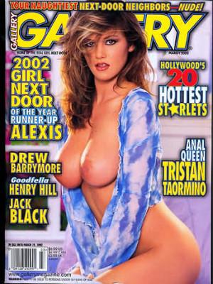 Gallery Magazine - March 2002