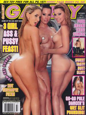 Gallery Magazine - November 2011