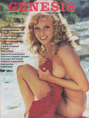 Genesis - September 1973