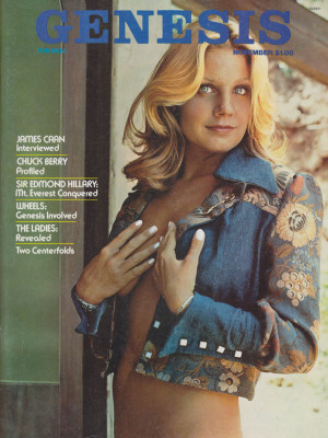 Genesis - November 1973
