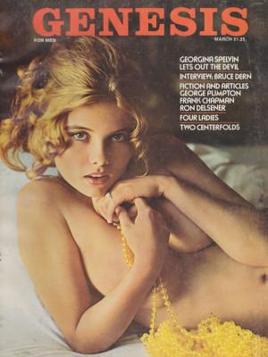 Genesis - March 1974