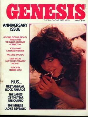 Genesis - August 1974
