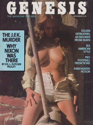 Genesis - November 1974
