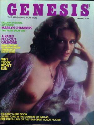 Genesis - January 1975
