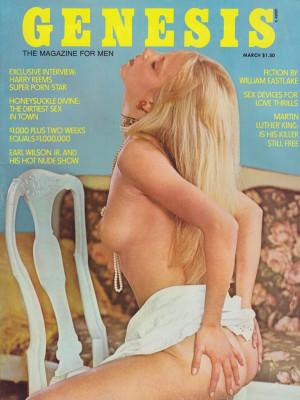 Genesis - March 1975