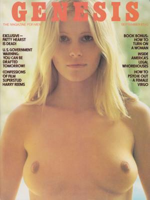 Genesis - September 1975