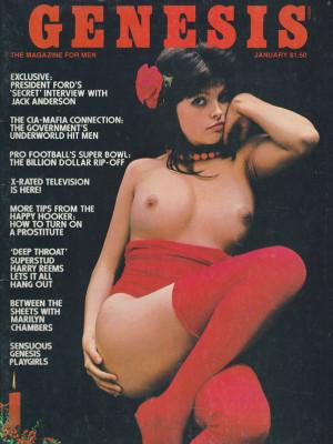 Genesis - January 1976