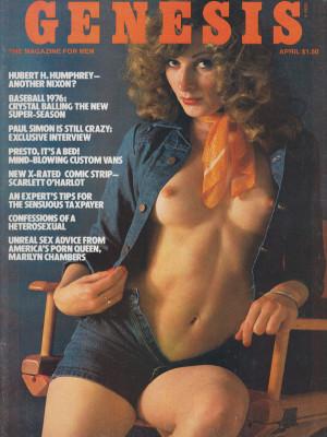 Genesis - April 1976