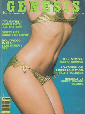 Genesis - May 1978