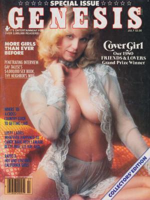 Genesis - July 1980
