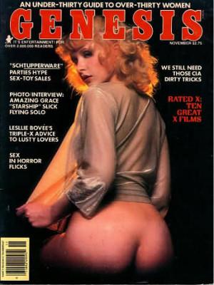 Genesis - November 1980
