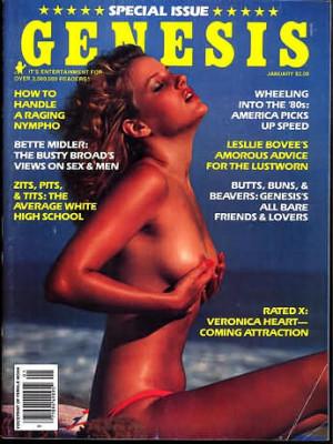 Genesis - January 1981