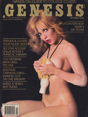 Genesis - September 1981