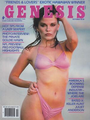 Genesis - October 1981