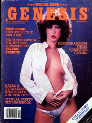 Genesis - January 1982