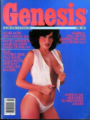 Genesis - April 1982