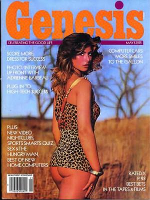 Genesis - May 1982