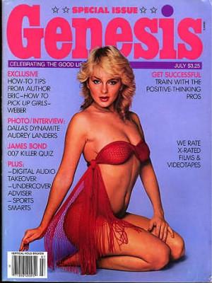 Genesis - July 1982