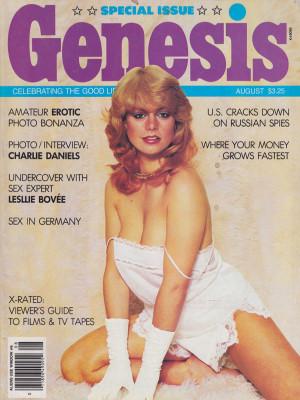 Genesis - August 1982