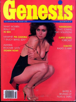 Genesis - October 1982