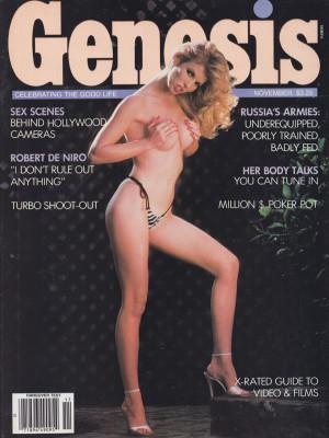 Genesis - November 1982