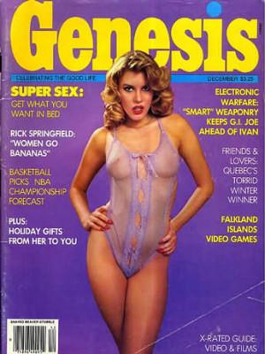 Genesis - December 1982