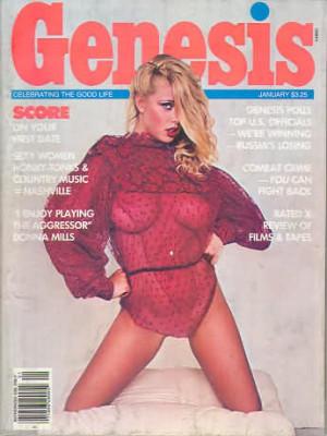 Genesis - January 1983
