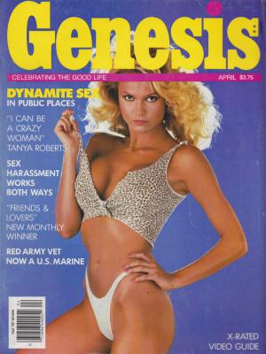 Genesis - April 1983