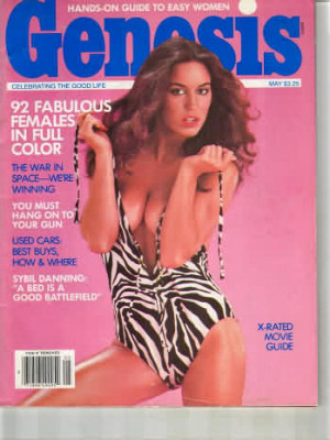 Genesis - May 1983