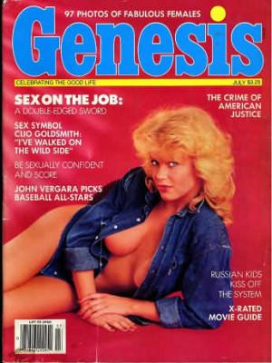 Genesis - July 1983
