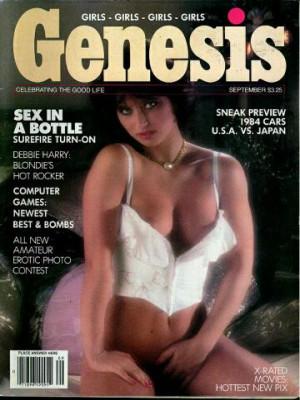 Genesis - September 1983