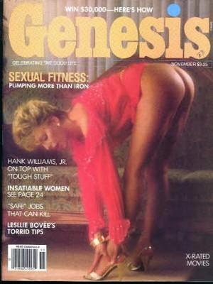 Genesis - November 1983